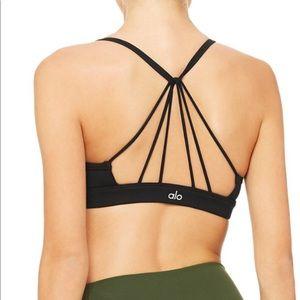 All yoga sunny strapped bra